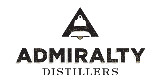 admiralty,distillery,logo